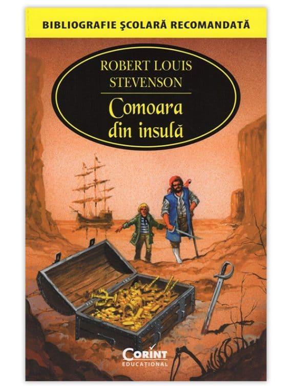 <span style='color:#ff0000;'>Robert Louis Stevenson:</span> <br> COMOARA DIN INSULĂ