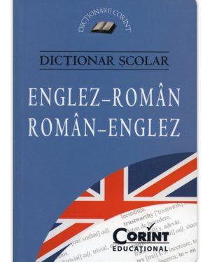 Dicționar Scolar EN-RO, RO-EN - Corint Educațional