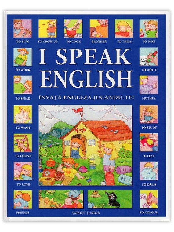 I SPEAK ENGLISH – ÎNVAȚĂ ENGLEZA JUCÂNDU-TE