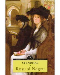 Stendhal – Rosu si negru