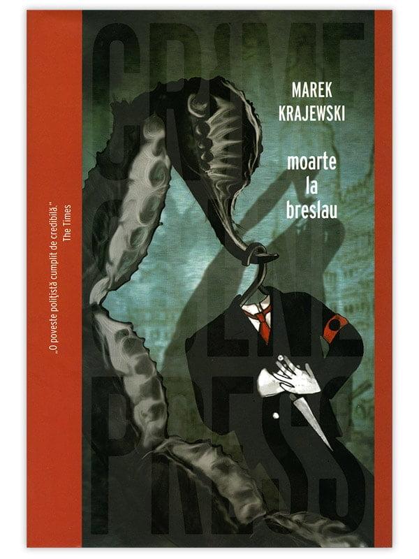 Marek Krajewski – Moarte la Breslau