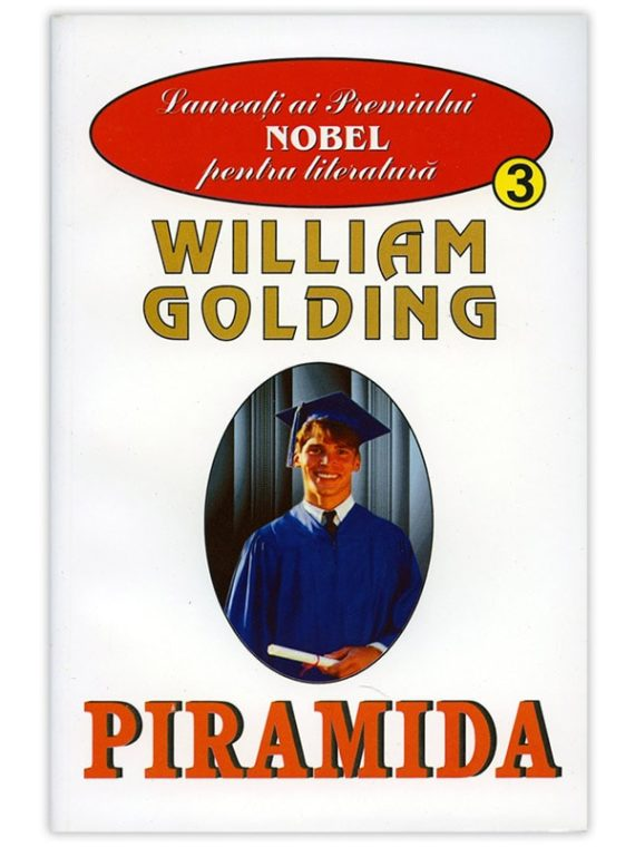 <span style='color:#ff0000;'>William Golding:</span> <br> PIRAMIDA