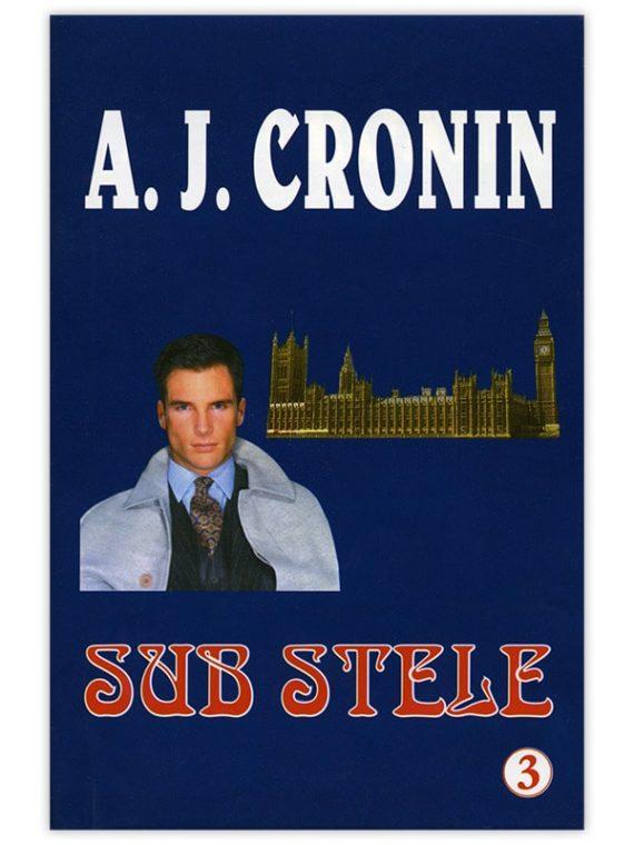 <span style='color:#ff0000;'>A.J. Cronin:</span> <br> SUB STELE