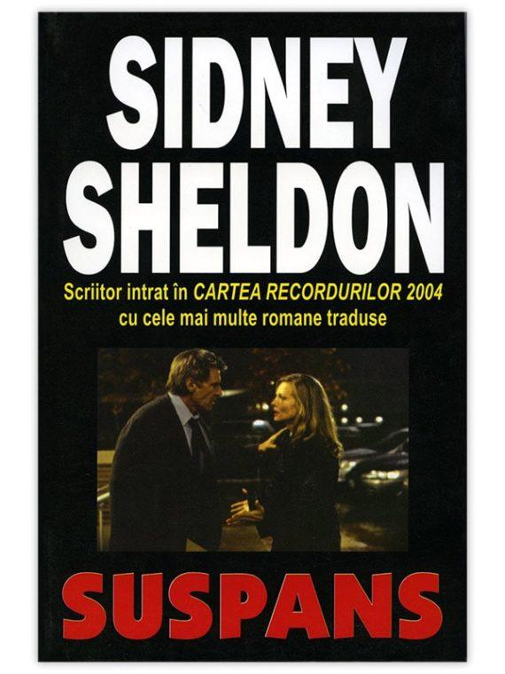 <span style='color:#ff0000;'>Sidney Sheldon:</span> <br> SUSPANS