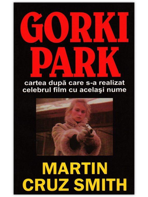 <span style='color:#ff0000;'>Martin Cruz Smith:</span> <br> GORKI PARK
