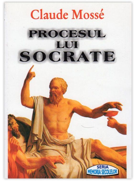 <span style='color:#ff0000;'>Claude Mossé:</span> <br> PROCESUL LUI SOCRATE