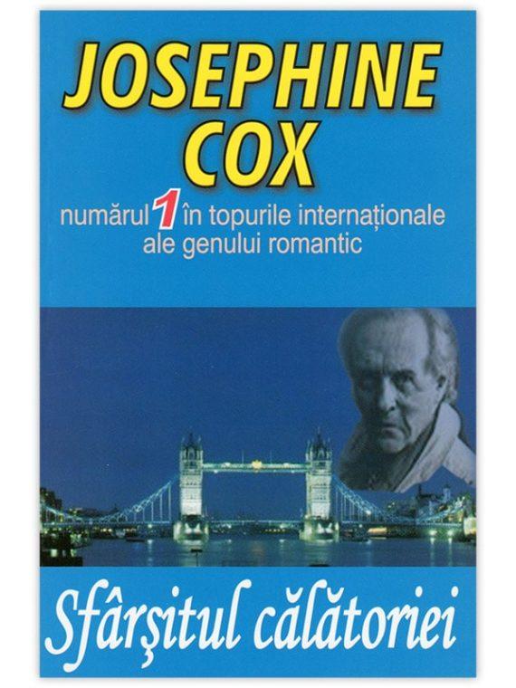 <span style='color:#ff0000;'>Josephine Cox:</span> <br> SFÂRȘITUL CĂLĂTORIEI