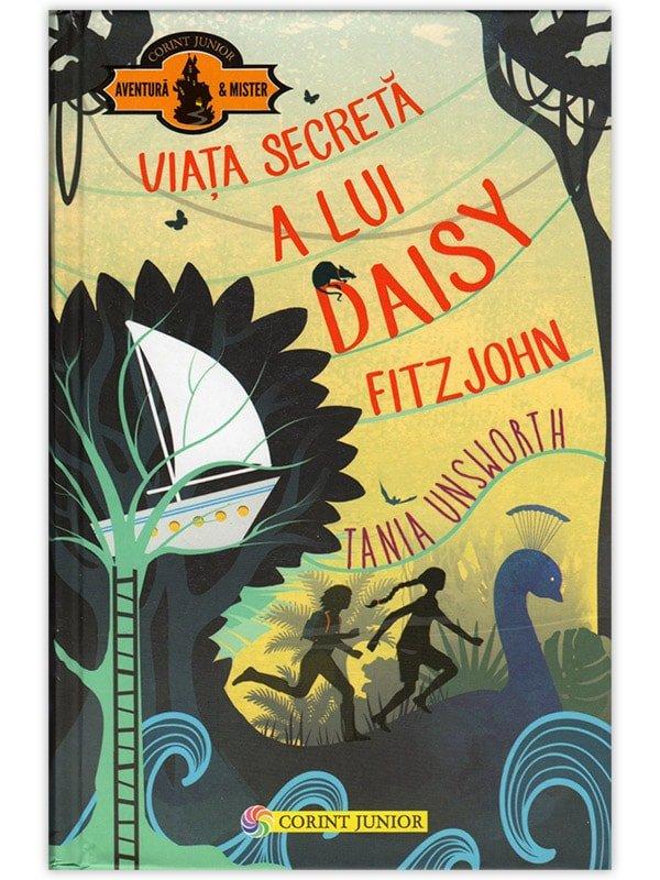 Seria Aventura si Mister – Viata secreta a lui Daisy Fitzjohn