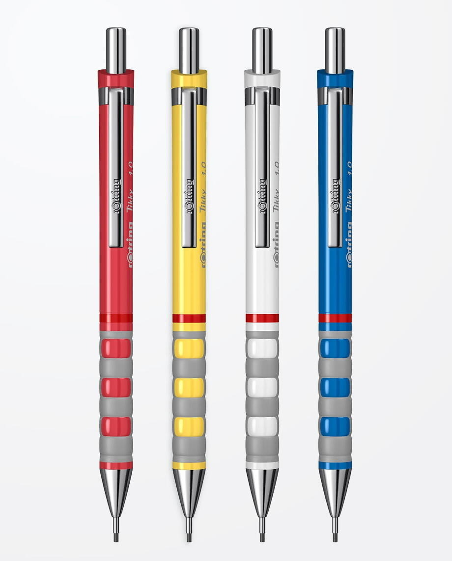 rechizite, papetarie » creion mecanic tikky 1,0 mm