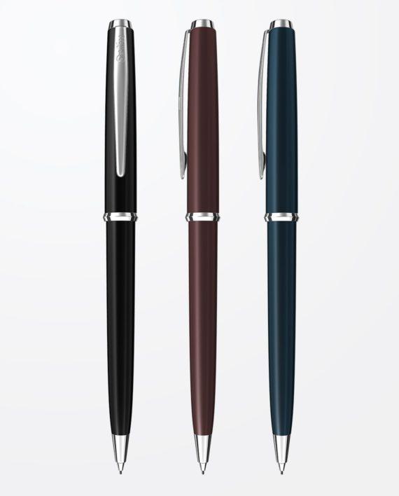 creion vintage 53 burg_negru_blu