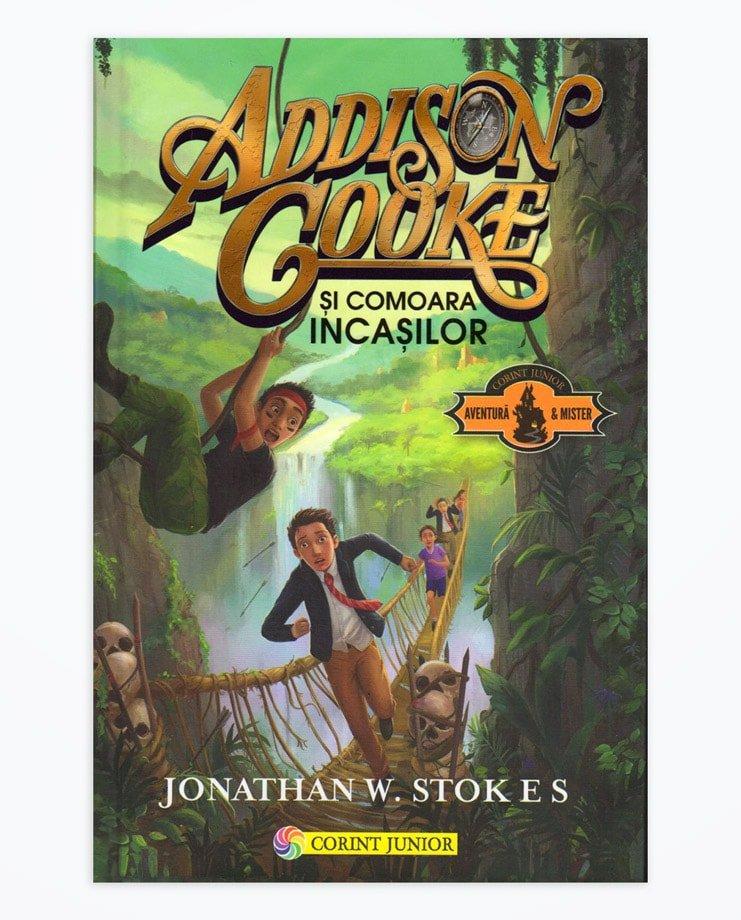 Addison Cooke si comoara incasilor