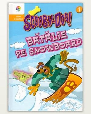Cursa de snowboard