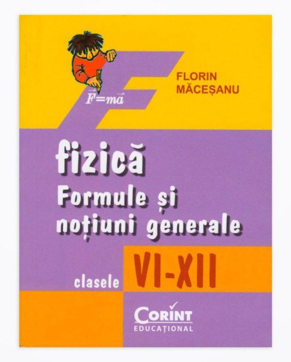 Formule-de-fizica VI-XII