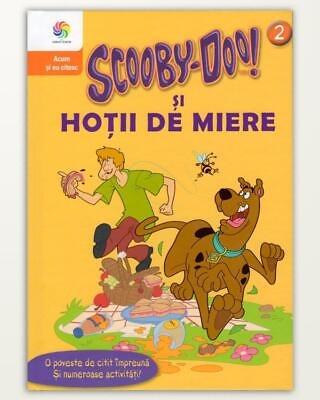 Scooby Doo si hotii de miere