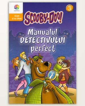Scooby-Do! Manualul detectivului perfect