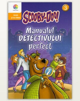 Scooby-Do! Manualul detectivului perfect