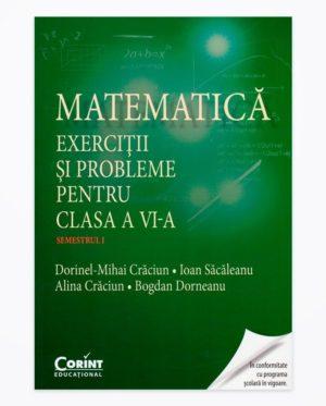 MATEMATICĂ − Exerciții și probleme clasa a VI-a