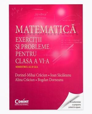 MATEMATICA − Exerciții și probleme
