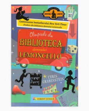 Olimpiada din biblioteca domnului Lemoncello