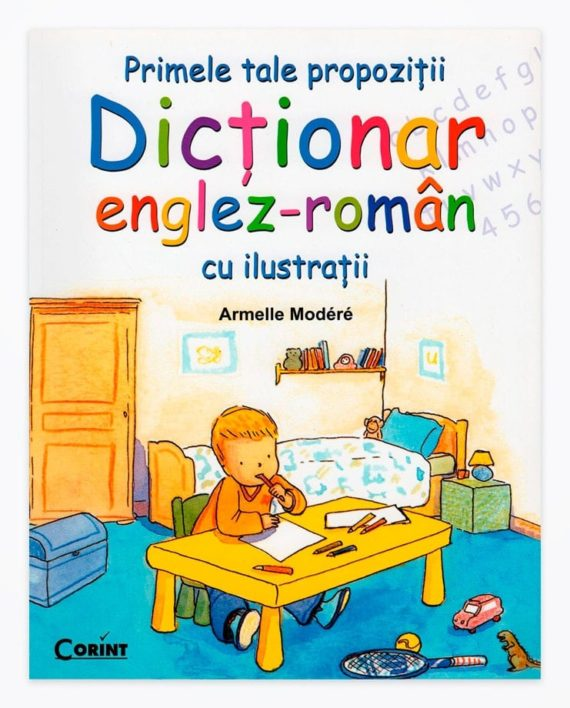 Dictionar ilustrat englez-român - PRIMELE TALE PROPOZIȚII