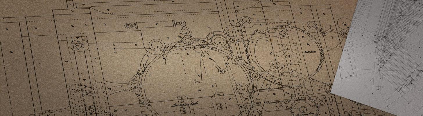 desen tehnic, geometrie