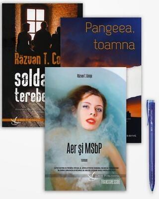 Răzvan T. Coloja serie de autor