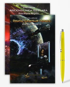 Seria Stelarium - Ana-Maria Negrila
