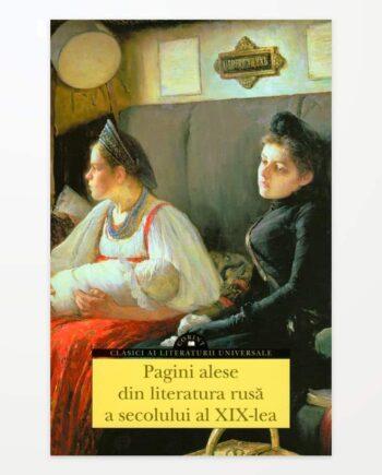 literatura rusa a secolului nuoasprezece