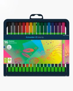 Liner fin Schneider Line-Up set 16 culori