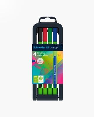 fineliner Schneider Line-Up 4 culori