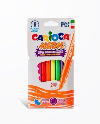 Set carioca 8 fluo