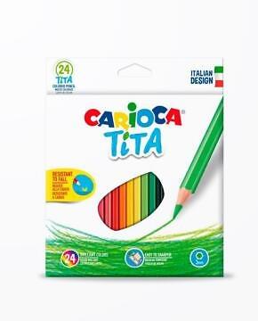 Set 24 creioane color