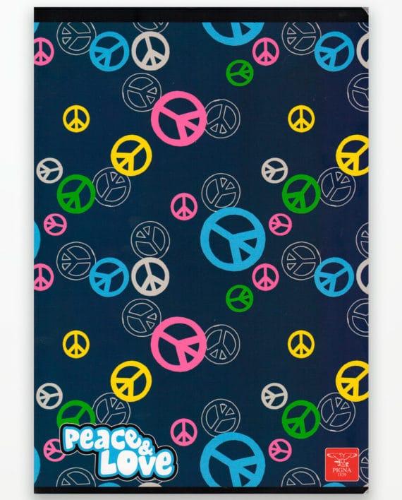Caiet-A4-DICTANDO-80-F-PEACE&LOVE