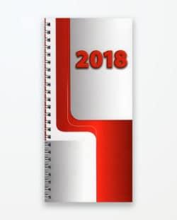 Agendă Planner 2018