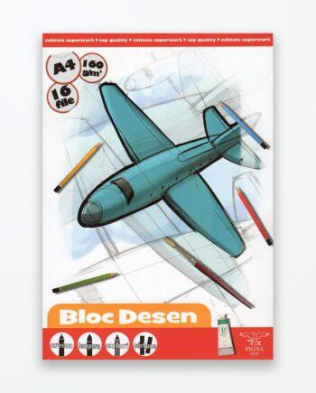 Bloc Desen A4 Pigna 160028