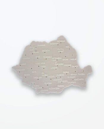 Sablon Harta Romaniei Uzina De Carte