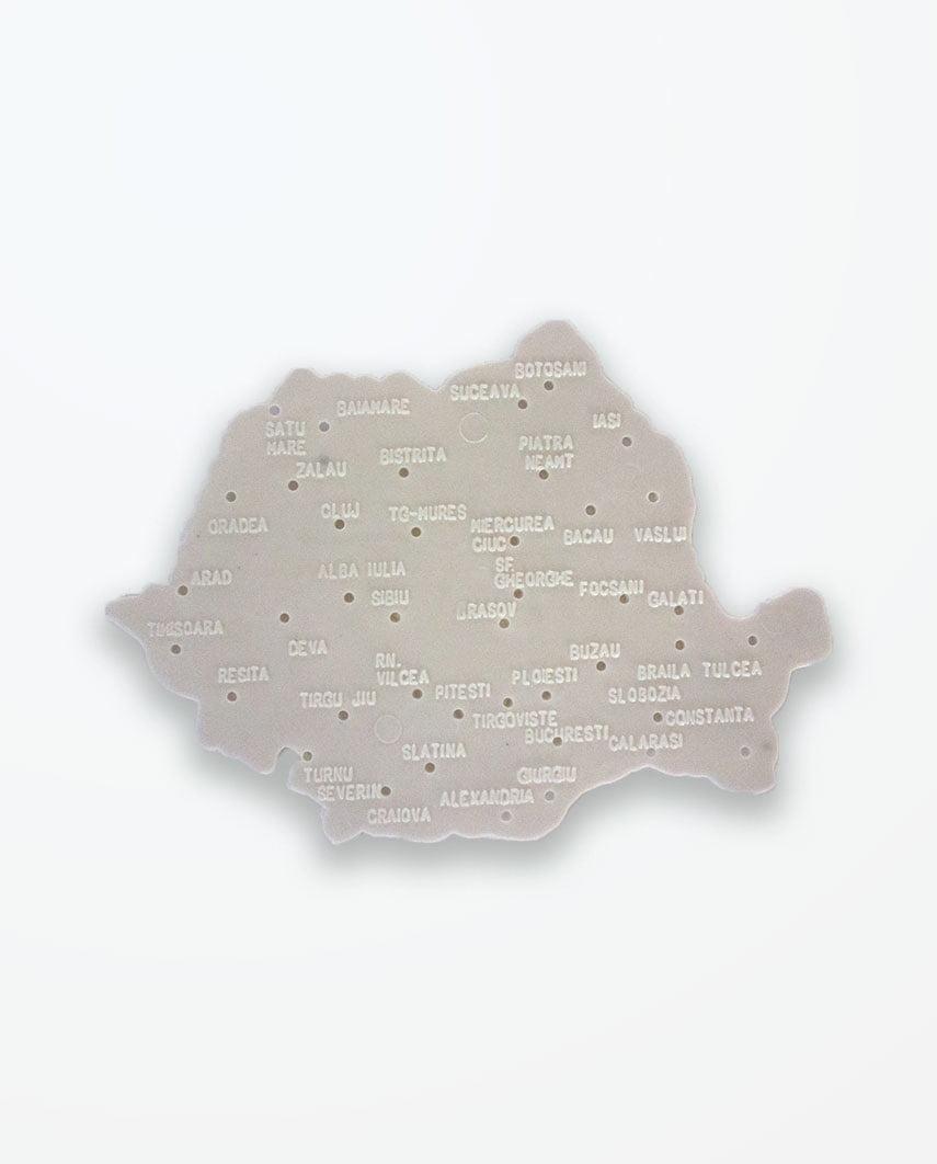 Șablon Harta României