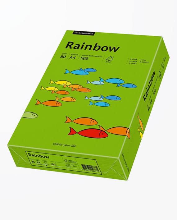 hartie-colorata-rainbow-intense-verde