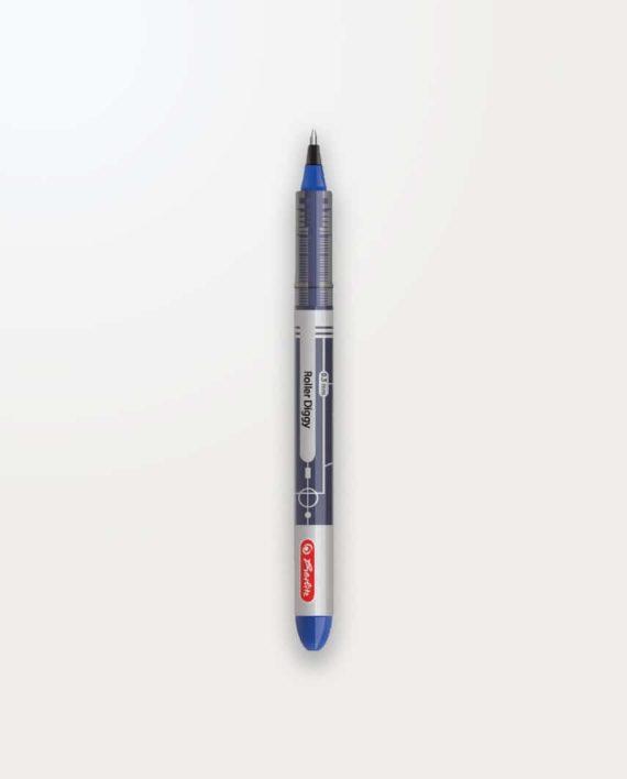 ROLLER-LIQUID-INK-HERLITZ-DIGGY-albastru