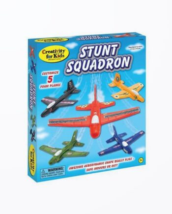 set avioane - Stunt Squadron - FaberCastle