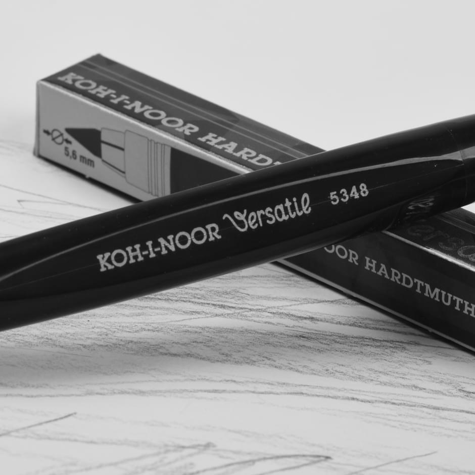 Creionul mecanic Koh-I-Noor Versatil