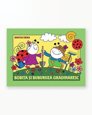 BOBITA SI BUBURUZA GRADINARESC