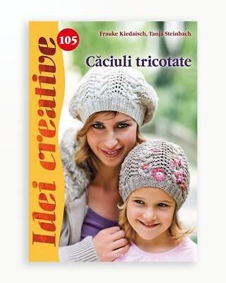 CACIULI TRICOTATE - IDEI CREATIVE