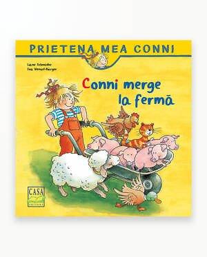 CONNI MERGE LA FERMA
