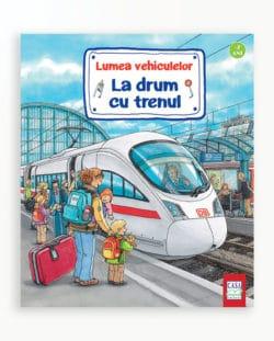 LA DRUM CU TRENUL