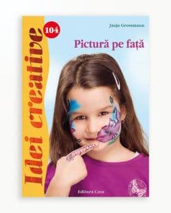 PICTURA PE FATA - IDEI CREATIVE