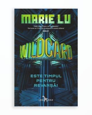 WARCROSS VOL. 2 - WILDCARD