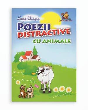 POEZII DISTRACTIVE CU ANIMALE (editia a III-a)
