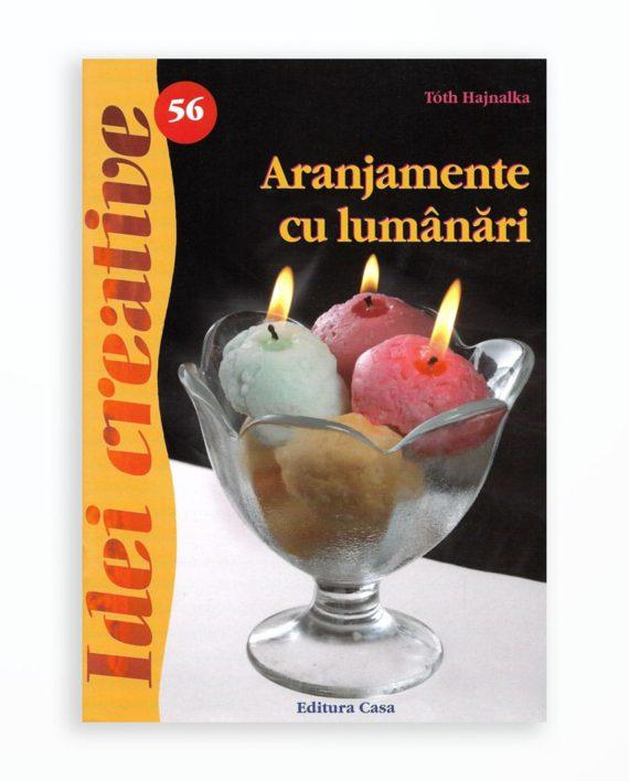 ARANJAMENTE CU LUMANARI - IDEI CREATIVE 56