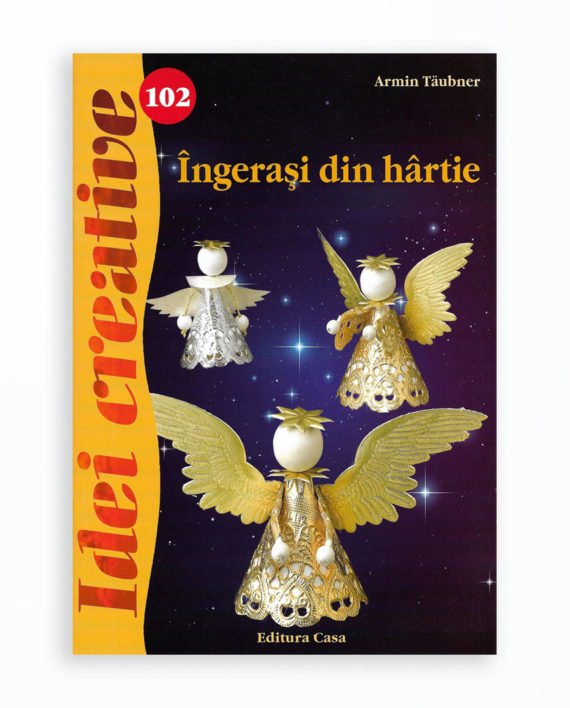 INGERASI DIN HARTIE - IDEI CREATIVE 102